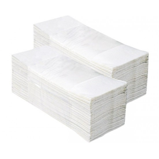 Ręczniki papierowe TOP, dwuwarstwowe, grube PZ93.1