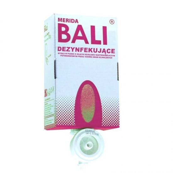 Mydło dezynfekujące w pianie Merida BALI