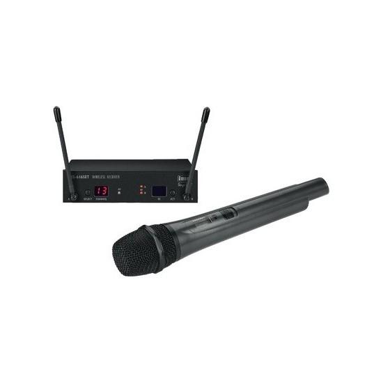 Wieloczęstotliwościowy zestaw mikrofonu bezprzewodowego TXS-616SET STAGE LINE