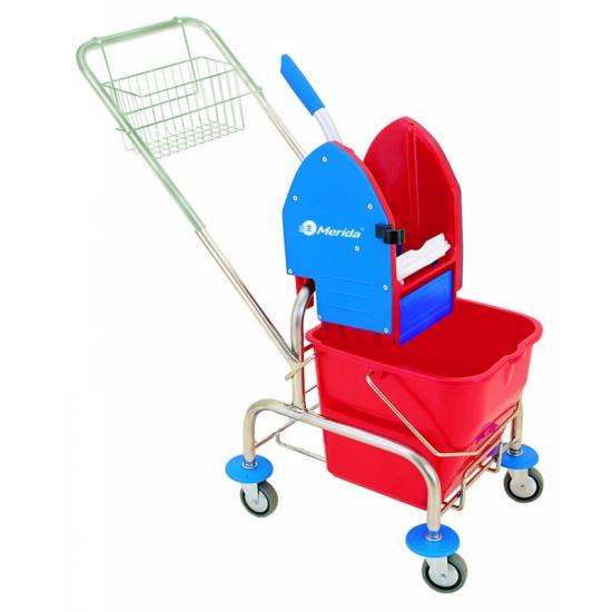 Wózek do sprzątania MO2 jednowiadrowy