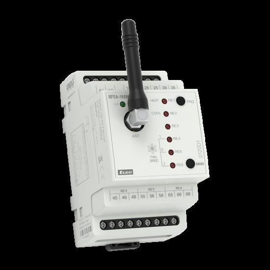 iNELS kontroler klimatyzacji RFSA-166M