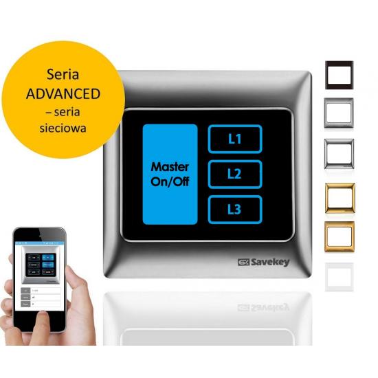 Włącznik dotykowy SaveKey ADVANCED TN-L3-M