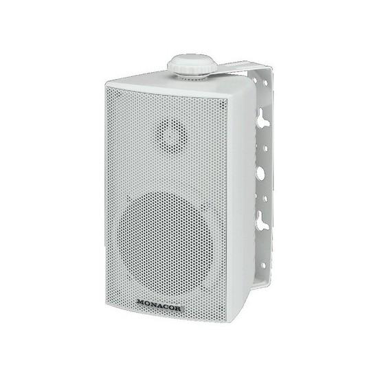 Głośnik ścienny PA wodoodporny MONACOR ESP-215/WS