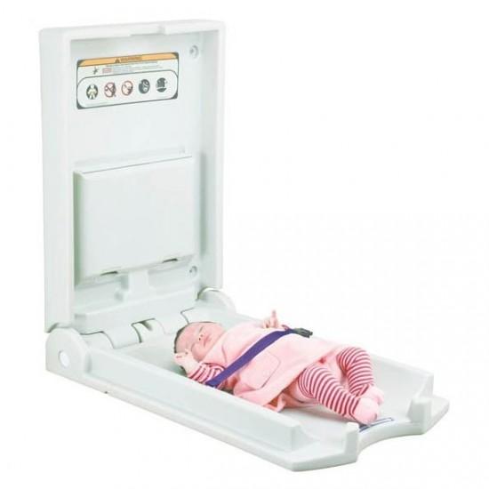 Przewijak niemowlęcy wertykalny