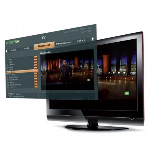 Telewizja interaktywna IPTV