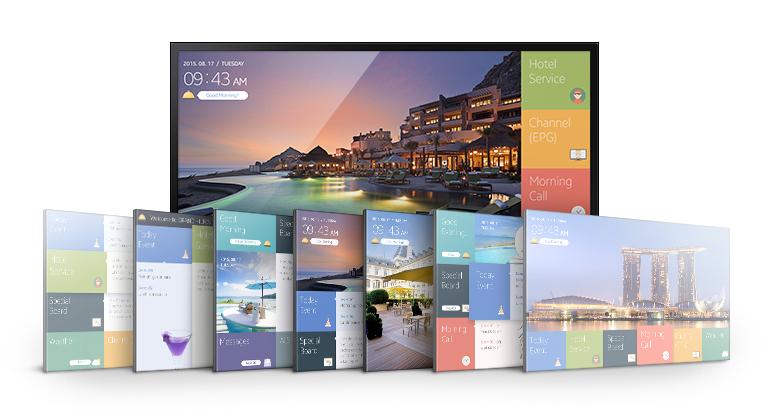 Telewizor hotelowy samsung 3.1