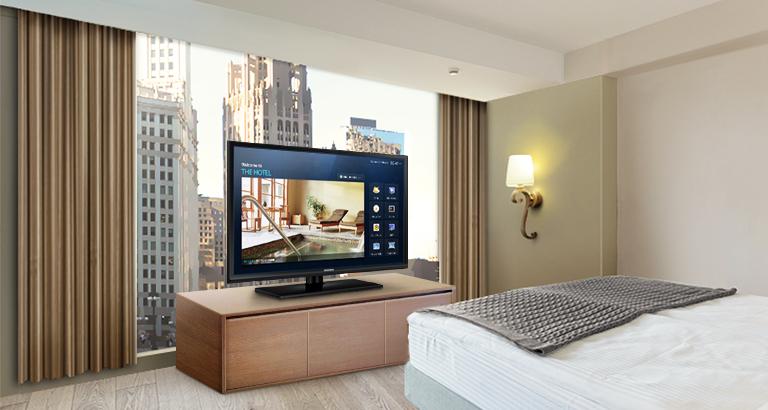 Telewizor hotelowy Samsung HG24ED470