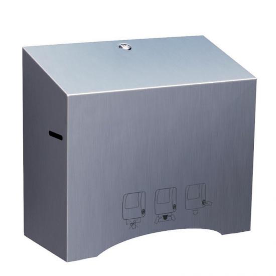 Mechaniczny podajnik ręczników papierowych w rolach Merida STELLA Mini