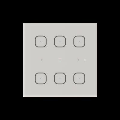 iNELS Szklany panel sterujący GSB-3-60