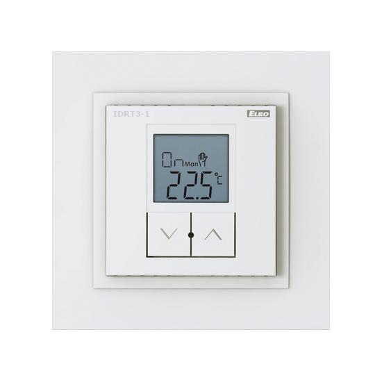iNELS plastikowy termoregulator IDRT3-1