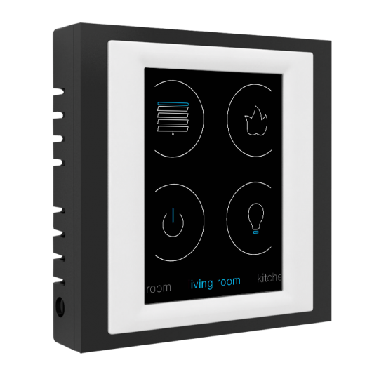 iNELS RF Touch bezprzewodowy dotykowy panel sterujący
