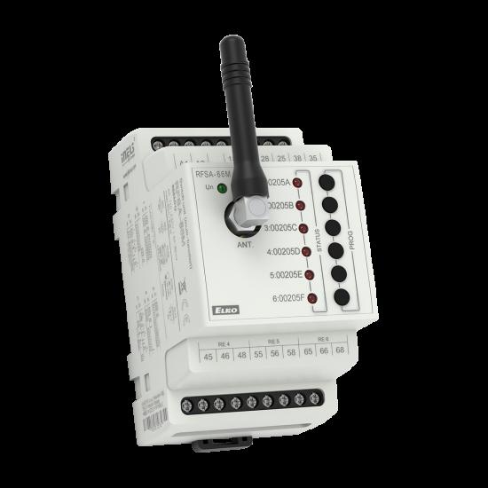 iNELS bezprzewodowa jednostka przełączająca RFSA-66M