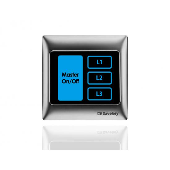 Panel dotykowy SaveKey BASIC z funkcją schodową TS-L3M FC