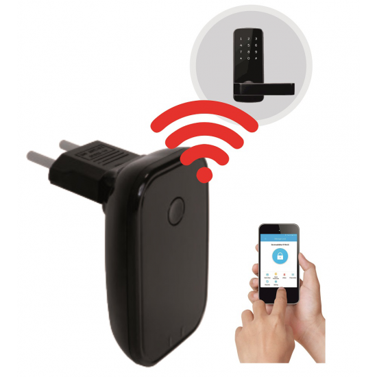 Bramka Wi-Fi smartLock