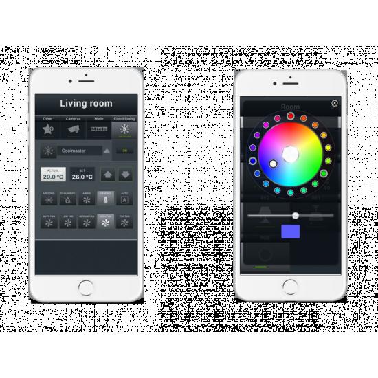 Aplikacja iNELS - iPhone,...