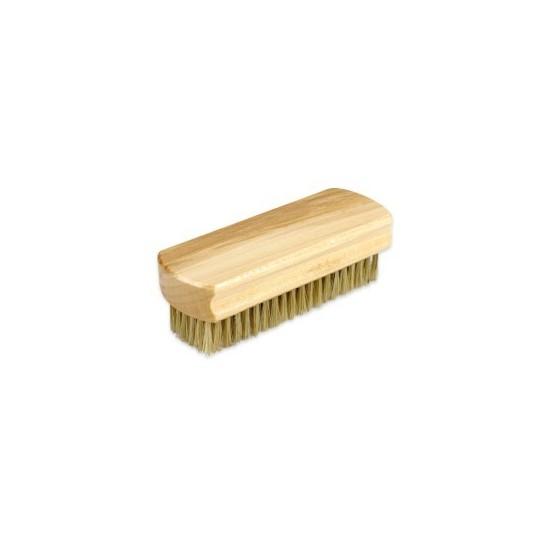 Szczotka do obuwia drewniana